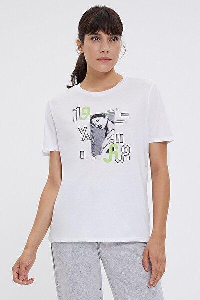 Kadın T-Shirt LF2026229