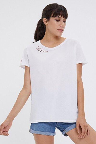 Kadın T-Shirt LF2023793