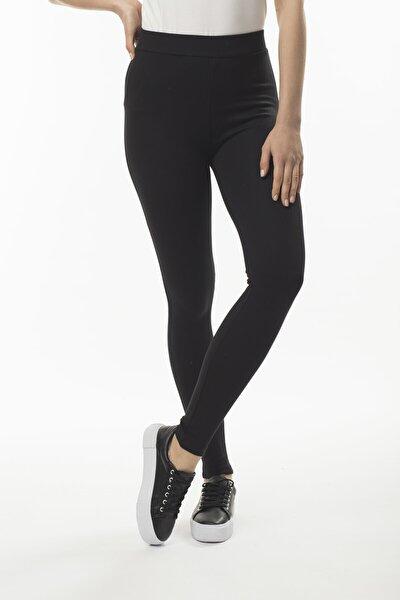Kadın tayt-siyah 4ty0501