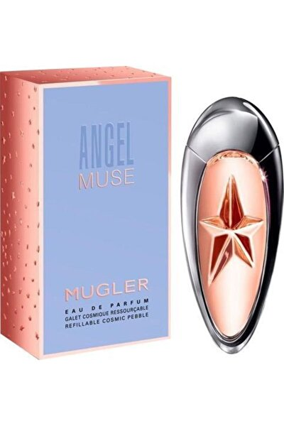 Thıerry Mugler Angel Muse Refıllable Edp 100ml
