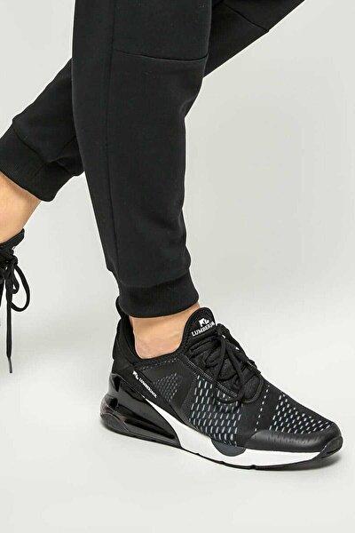 Erkek Siyah Kong Air Günlük Koşu Ayakkabı 270