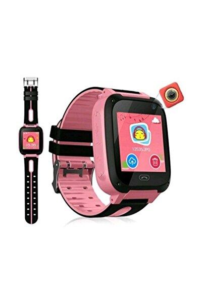 Akıllı Saat - Çocuk Takip Saati - Gps - Sim Kartlı Arama- Kameralı
