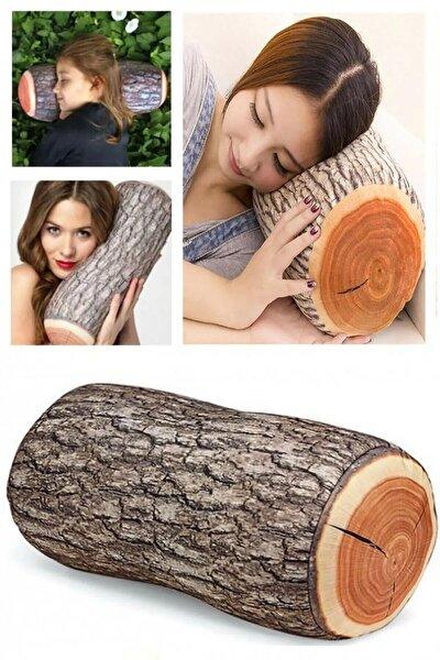 Odun Şeklinde Kütük Yastık