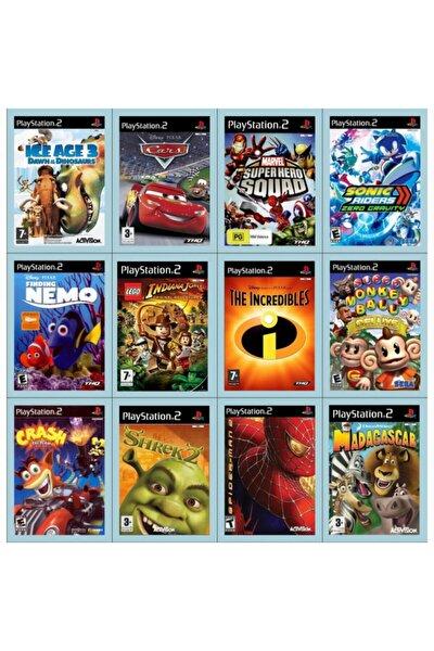 Playstatıon 2  En Güzel 12 Çocuk Oyunu