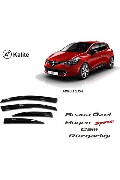 Renault Clio 4 2012- Sonrası Cam Rüzgarlığı 4 Lü
