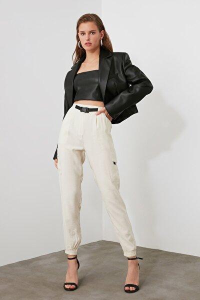 Taş Kemer Detaylı Pantolon TWOSS20PL0328