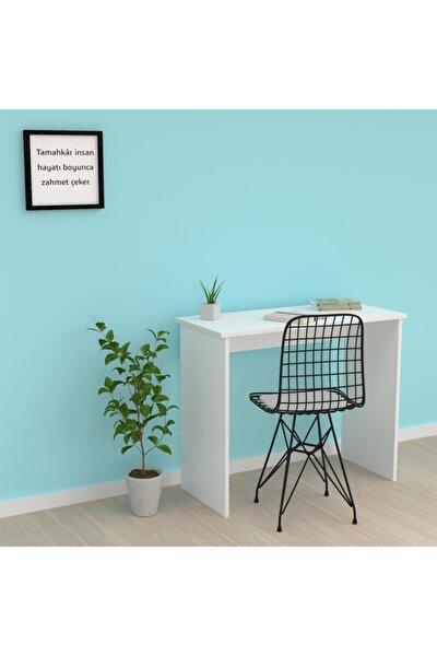 Bilgisayar Çalışma Masası Çambudivip 075*070*40 Byz Ofis Sekreter Laptop