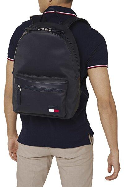 Erkek Mavi Sırt Çantası Sport Pıque Backpack AM0AM05809