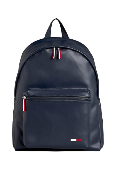 Erkek Mavi Sırt Çantası Tjm Cool Cıty Backpack Pu AM0AM06150