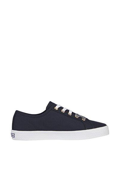 Kadın Mavi Sneaker Essentıal Nautıcal Sneaker FW0FW04848