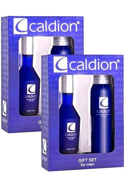Erkek Parfüm Set 50 ml Edt+50 ml Deo X2 Adet Set)