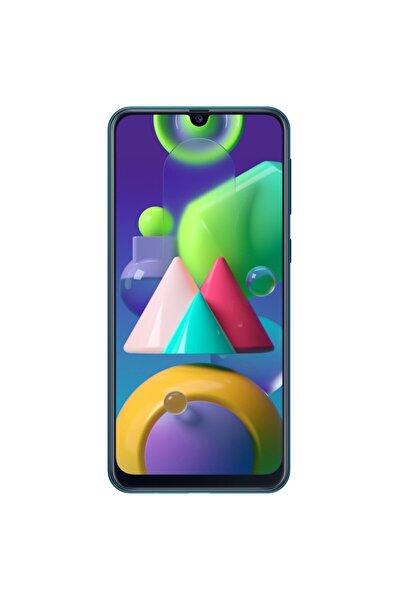 Galaxy M21 64GB (Çift SIM) Yeşil Cep Telefonu (Samsung Türkiye Garantili)