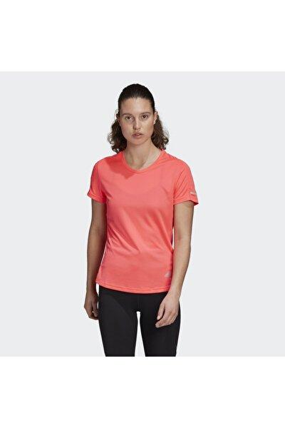 RUN IT TEE W Pembe Kadın T-Shirt 100664184