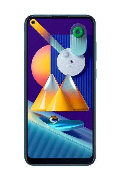 Galaxy M11 (Çift SIM) 32GB Mavi Cep Telefonu (Samsung Türkiye Garantili)