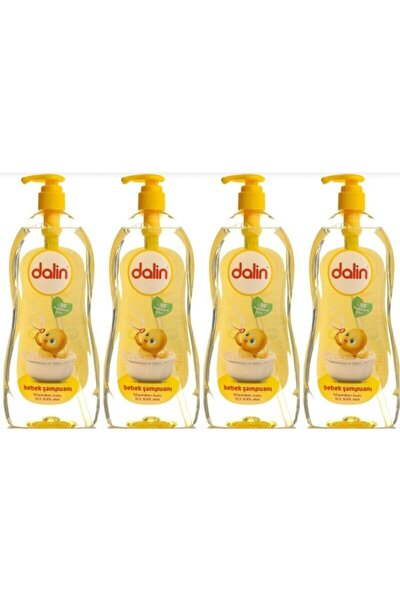 Bebek Şampuanı 900 ml 4 Adet