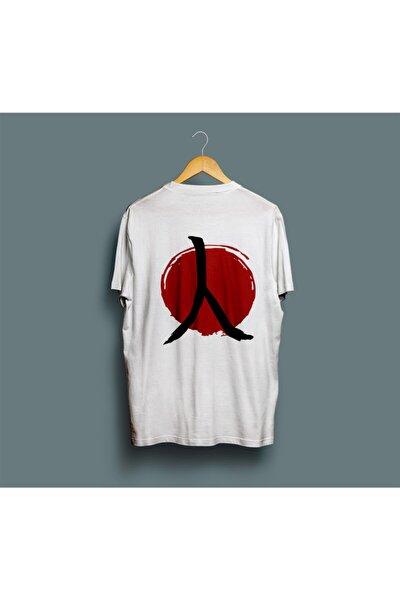 Japan Mood  Unisex Baskılı T-shirt