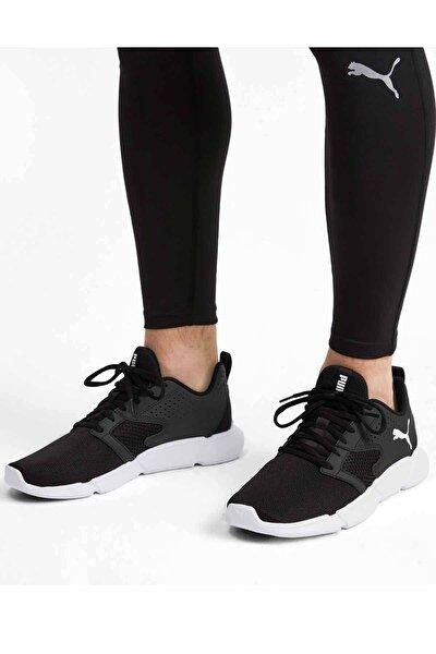 192805-01 Interflex Modern Erkek-kadın Sneaker Siyah 40-45