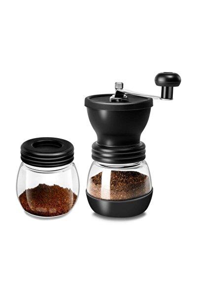 Öğütücülü Kahve Değirmeni Cam Seramik