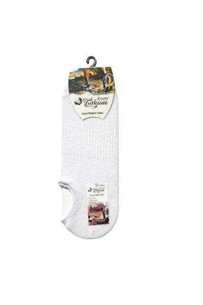 Erkek Tutkum Sporcu Patik Çorap 6'lı Paket