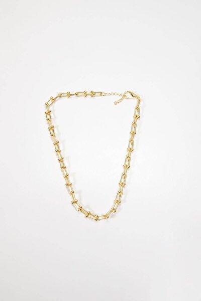 Kadın Altın Zincir Kolye K-1055 ADX-0000023046