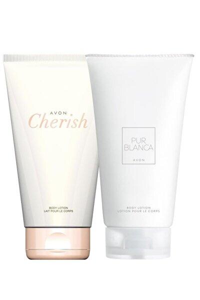 Cherish Ve Pur Blanca Kadın Vücut Losyonu Paketi