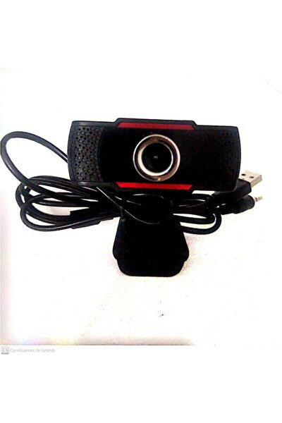 Mikrofonlu 1080p Webcam