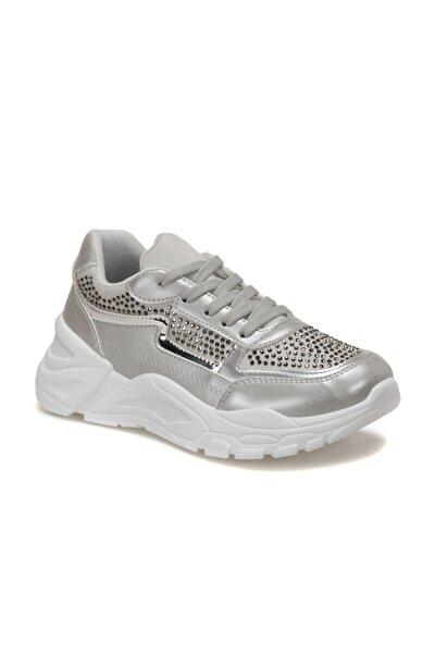 20SF-764 Gümüş Kadın Fashion Sneaker 100574758