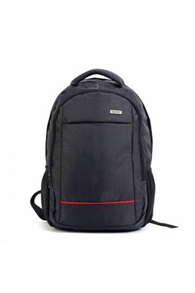 Recarro Thin 15.6 Inç Laptop Notebook Sırt Çantası Siyah