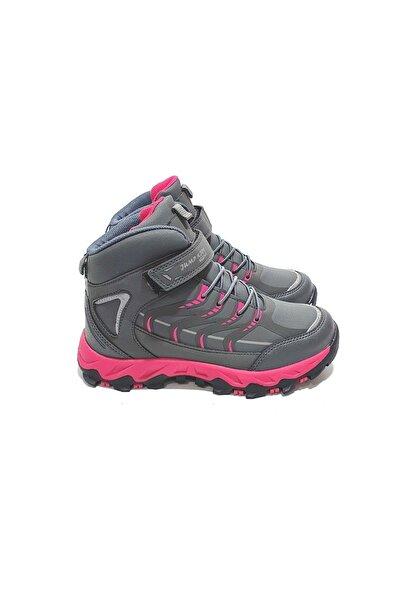 Kız Çocuk Gri Trekking Bot 3425806