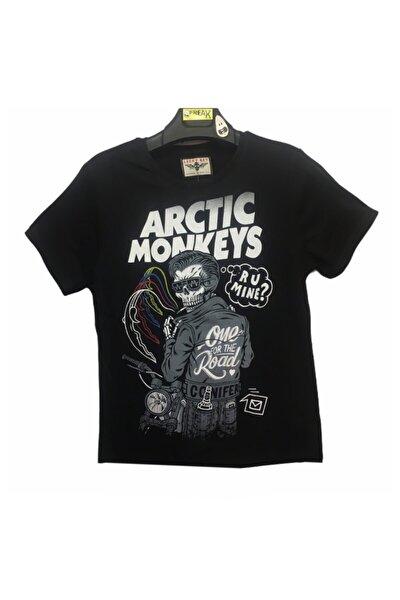 Siyah Arctic Monkeys Are You Mine Tshirt