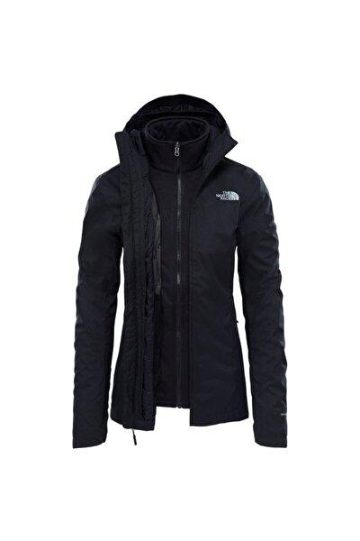Kadın Siyah Outdoor Ceket Nf0a33hkjk31