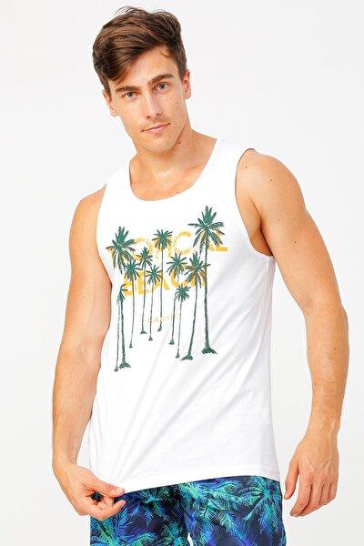 Erkek Beyaz T-Shirt 504529681