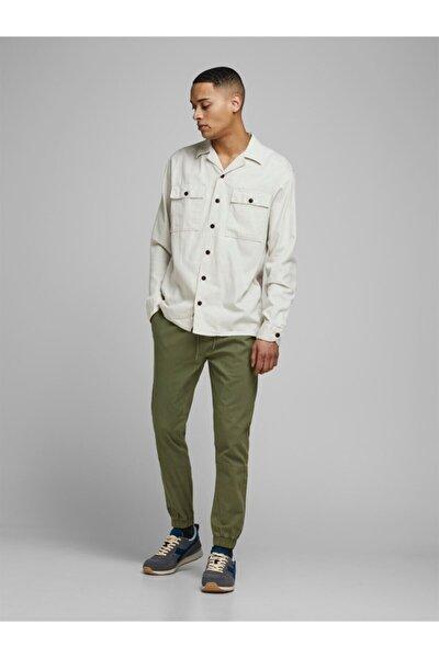 Erkek Zeytin Yeşil Pantolon