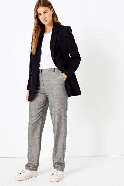 Kadın Gri Freya Straight Leg Pantolon T59005687