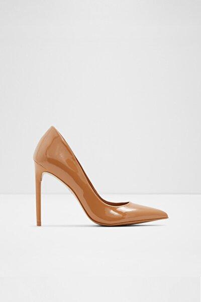 Kadın Bej Completa Topuklu Ayakkabı