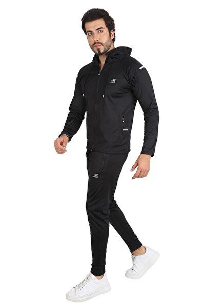 Erkek Siyah Dalgıç Eşofman Takımı M7