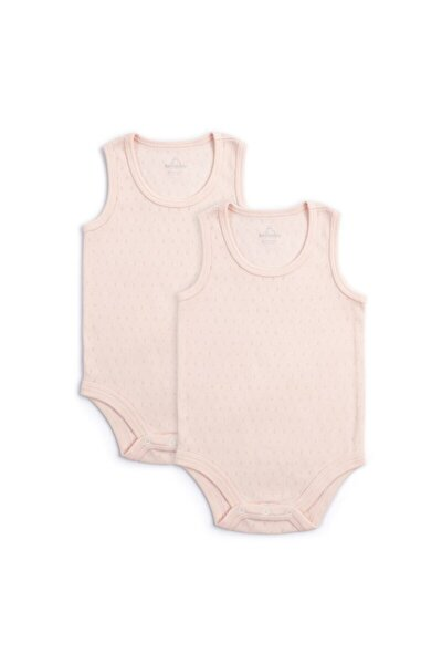 Basic Pembe 2li Atlet Body Set