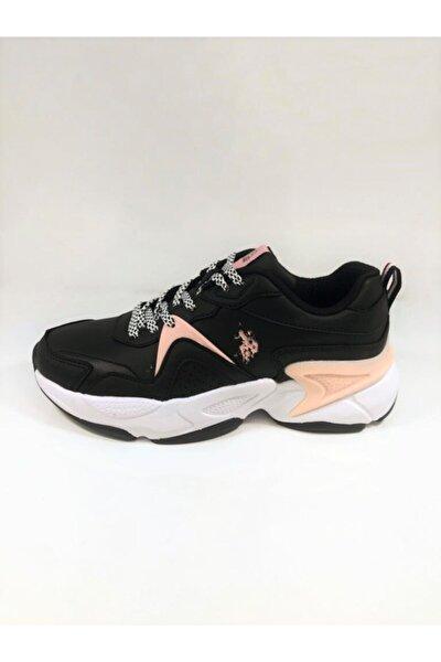 JIMMY Siyah Kadın Sneaker Ayakkabı 100549046