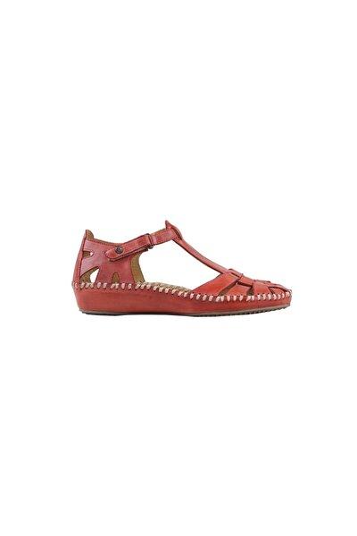 Kadın Kırmızı Sandalet 0Y2FS51266