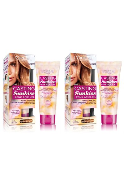 Casting Sunkiss Renk Açıcı Jel 100 ml X2 Adet