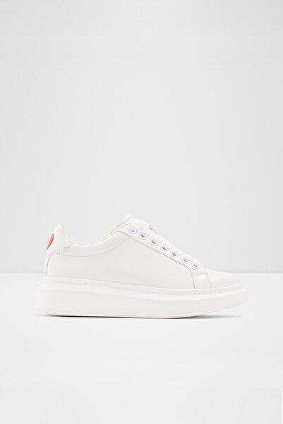 Kadın Beyaz  Sneaker Retamoza