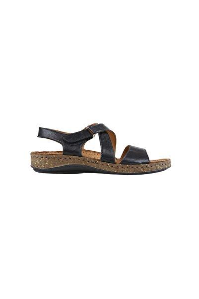 Kadın Sıyah Sandalet 0Y2FS57346