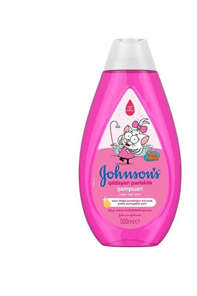 Johnson's Kral Şakir Işıldayan Parlaklık Şampuan 500 Ml