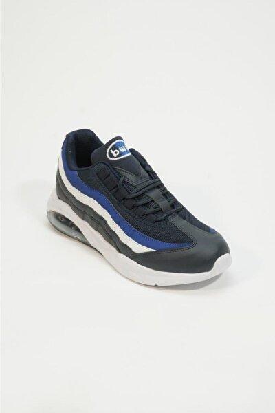 Erkek Lacivert Spor Ayakkabı M1973