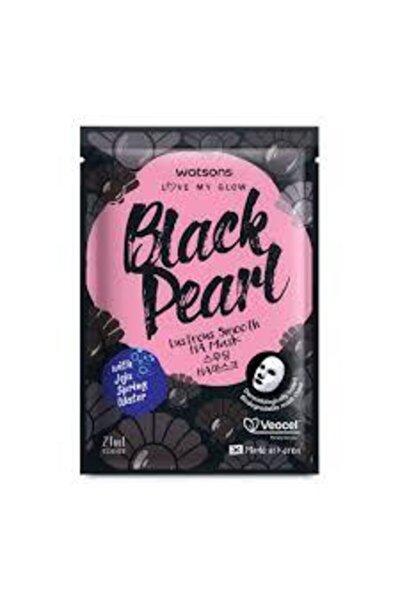 Black Pearl Pürüzsüzleştirici Maske