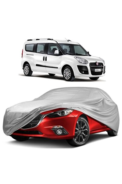 Fiat Doblo 1 Araba Brandası Miflonlu Branda Oto Çadır Örtü