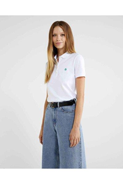 Benetton Basic Kısa Kollu Polo Tshirt