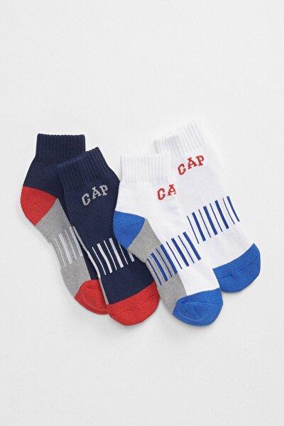 Erkek Çocuk 2'Li Çorap Seti