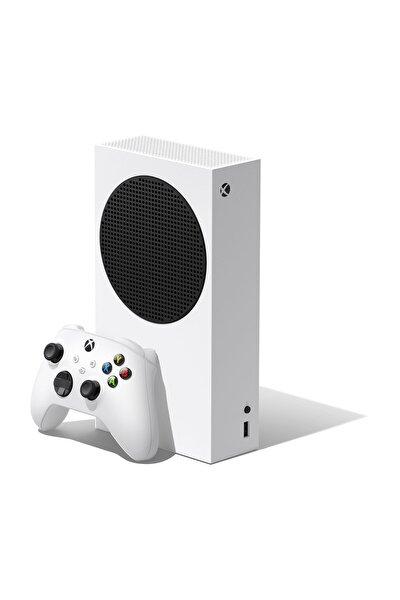 Xbox Series S 512 GB Oyun Konsolu - Beyaz (Ön Sipariş)