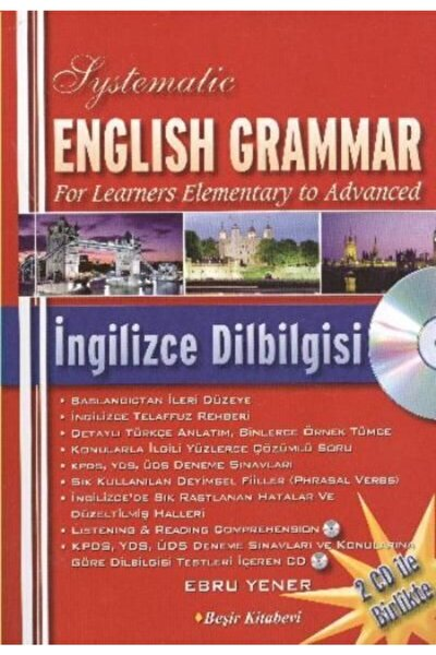 Systematic English Grammar - Ingilizce Dilbilgisi (cdli) | Ebru Yener |